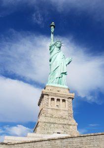Reisen - Freiheitsstatue in New York