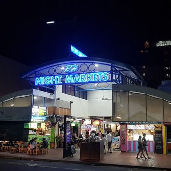 Reiseziele Australien - Cairns - Night Markets