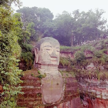 Reiseziele China Chengdu Leshan - Great Buddha
