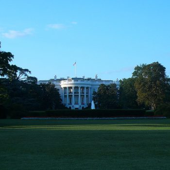 Reiseziele USA - Washington White House